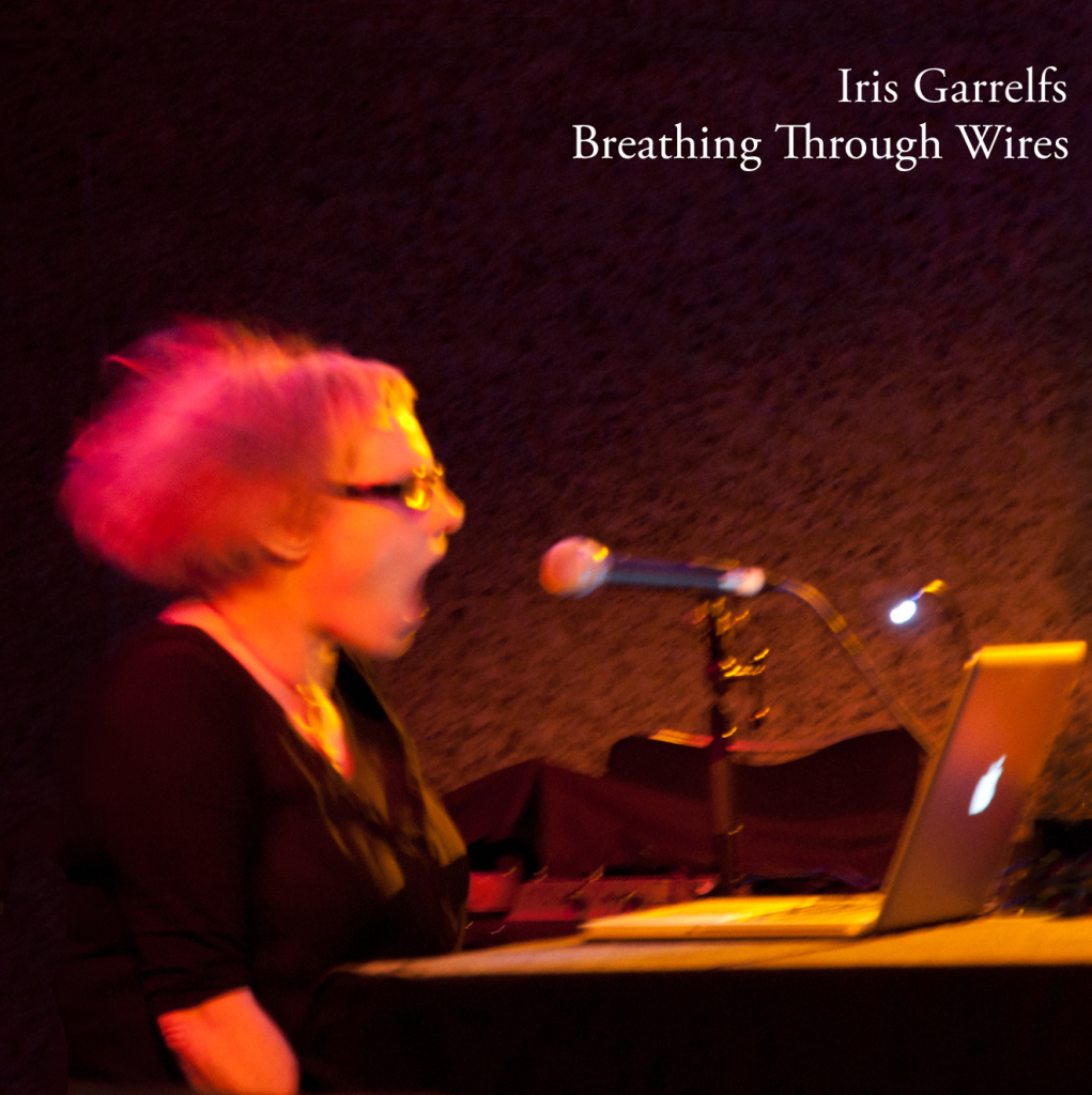 Iris Garrelfs at the Barbican